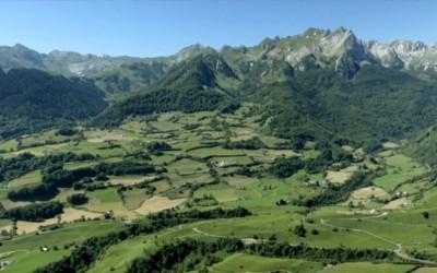 EDF dans la vallée d'Aspe